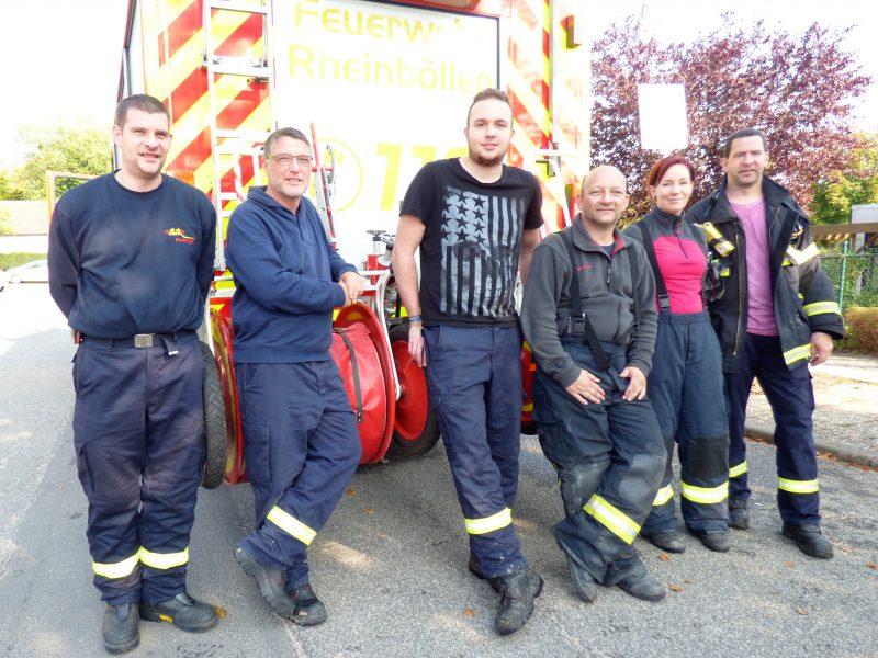 Freiwillige Feuerwehr Rheinböllen