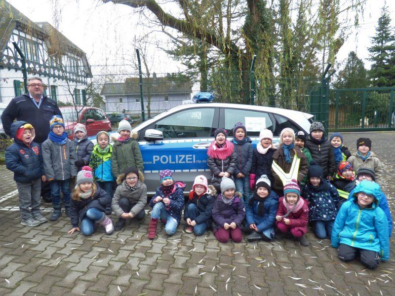 Bei der Polizei in Simmern