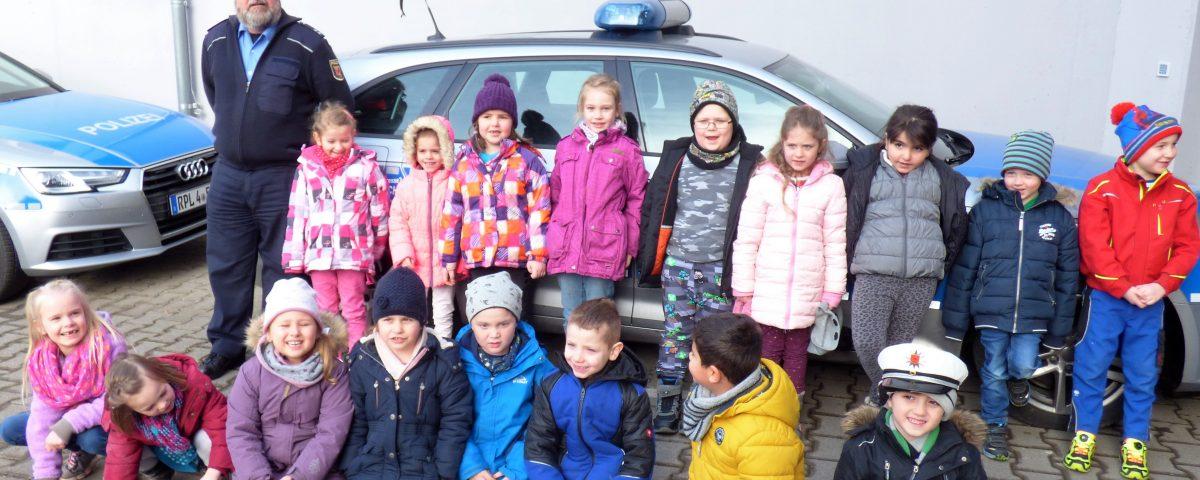 Polizei in Simmern